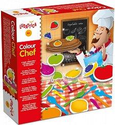 """Главен готвач - Детска игра от серията """"Ludattica"""" -"""