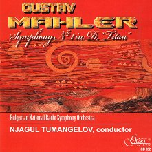 "Njagul Tumangelov - Gustav Mahler Symphony №1 ""Titan"" -"
