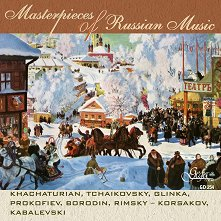Masterpieces of Russian Music - компилация