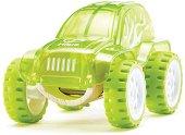Джип - Trailblazer - Детска дървена играчка - количка