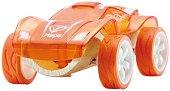 Автомобил - Twin Turbo - Детска дървена играчка - количка