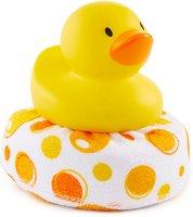 Гъба за баня - Пате - За бебета над 6 месеца -