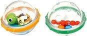 Топки - Комплект от 2 играчки за баня - играчка
