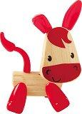 Магаре - Дървена мини фигура -
