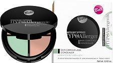 """Bell HypoAllergenic Skin Camouflage Concealer - Палитра с коректори за лице от серията """"HypoAllergenic"""" - крем"""
