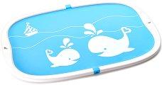 Сгъваема подложка за хранене - Китове - продукт