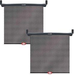 Слънцезащитни щори - Комплект от 2 броя с индикатор за висока температура - продукт