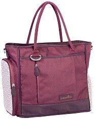 Чанта - Essential Bag: Cherry - Аксесоар за детска количка с подложка за преповиване -