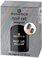 """Essence Nail Art Magnet - Магнит за лак за нокти от серията """"Nail Art"""" - червило"""