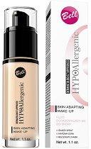 "Bell HypoAllergenic Skin Adapting Make-Up - Хипоалергенен фон дьо тен от серията ""HypoAllergenic"" -"