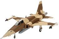 Изтребител - F-5E Tiger II - Сглобяем авиомодел -