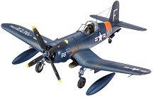Военен самолет - F4U-4 Corsair - Сглобяем авиомодел -