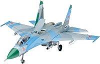 Военен самолет - Suchoi Su-27 Flanker - Сглобяем авиомодел - макет