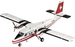 Самолет - DHC-6 Twin Otter Swisstopo - Сглобяем авиомодел -