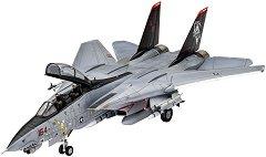Военен самолет - Grumman F-14D Super Tomcat - Сглобяем авиомодел -