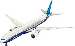Пътнически самолет - Boeing 777-300ER - Сглобяем авиомодел -