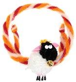 Мартеница-гривна с овца