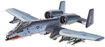 Военен самолет - A-10 Thunderbolt II - Сглобяем авиомодел - макет