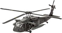 Военен хеликоптер - UH-60A - Сглобяем модел -