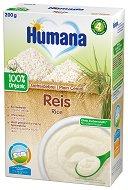 Био инстантна безмлечна каша - Ориз - Опаковка от 200 g за бебета над 4 месеца -