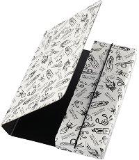 Кутия с ластик - Моливчета - Размери 22 x 32 cm