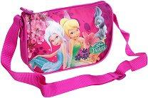 Детска чанта за рамо - Камбанка и Снежинка - пъзел