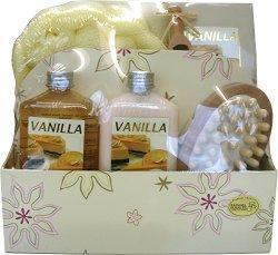 Raphael Rosalee Fruits of Paradise No.04 - Подаръчен комплект с козметика за тяло с аромат на ванилия - продукт