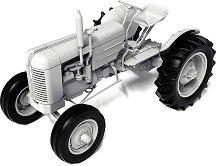 Военен трактор - Сглобяем модел -