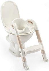 Детски тоалетен адаптер със стълба - Kiddyloo -