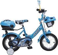 Swimming Blue - велосипед