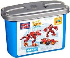Детски конструктор - Комплект от 447 части - играчка