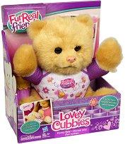 Мече - Lovey Cubbies - Интерактивна плюшена играчка -