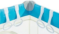 Халки - Комплект от 4 броя аксесоари за сгъваемо детско легло -