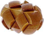 """Яйцето на Дарвин - Логически дървен пъзел от серията """"Great Minds"""" -"""