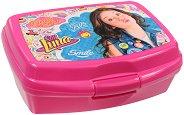 Кутия за храна - Soy Luna - детски аксесоар