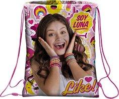 Спортна торба - Soy Luna -