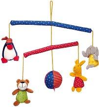 Животни - Играчка за бебешко креватче или количка -