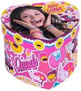 Кутия за бижута - Soy Luna - детски аксесоар