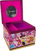 Кутия за бижута - Soy Luna - творчески комплект