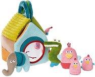 Къщичка - Сафари парк - Плюшена играчка -