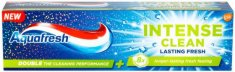 """Aquafresh Intense Clean Lasting Fresh Toothpaste - Паста за зъби за дълготрайна свежест от серията """"Intense Clean"""" - мляко за тяло"""