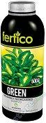 Органично-минерален тор - Green - За зелени цветя и растения