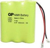 Батерия за безжичен телефон Т160 - NiMH 3.6V 600 mAh - батерия