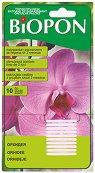Тор на пръчици за орхидеи - Опаковка от 10 броя