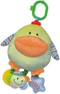 Голямото пиле - Играчка за детска количка или кошара -