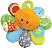 Октоподче - Музикална бебешка играчка -