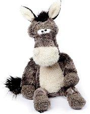 """Магаре - Doodle Donkey - Плюшена играчка от серията """"Beasts"""" -"""