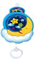 Луна - Детска музикална играчка за бебешко креватче - играчка