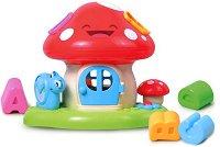 Гъбка - Детска играчка за сортиране -
