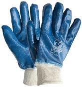 Работни ръкавици с нитрилно покритие - Bluemax